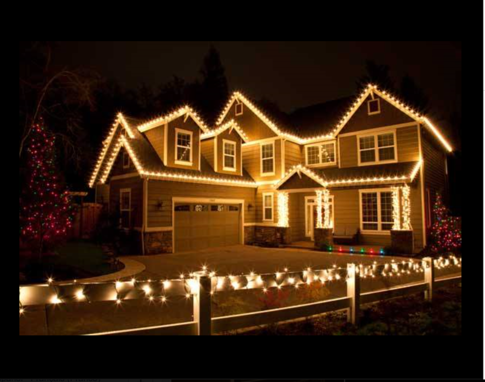 Brighten Your Holidays with a Christmas Light Installation