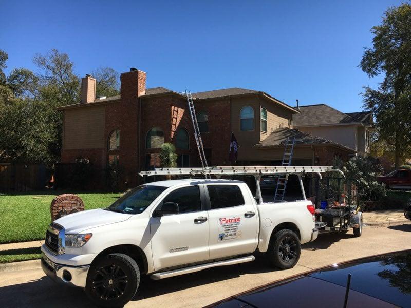 Colleyville Pressure Washing - Patriot Services Power Washing