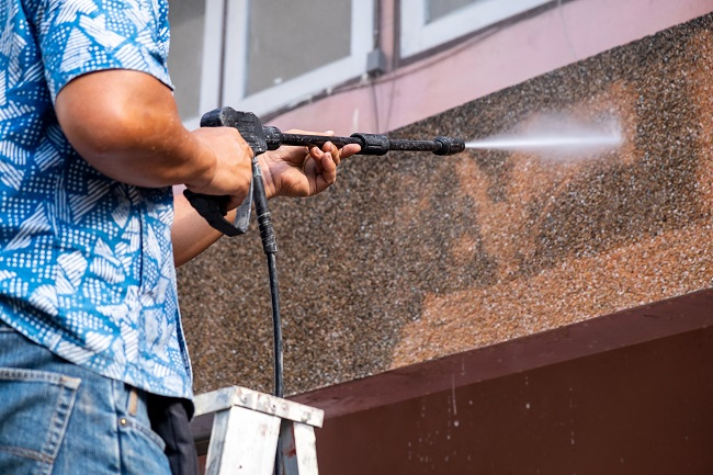Common Errors of DIY Pressure Washing
