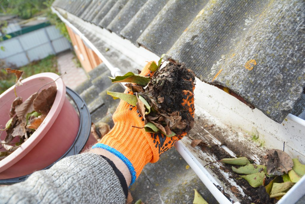 Estimating the Costs of Gutter Cleaning Services